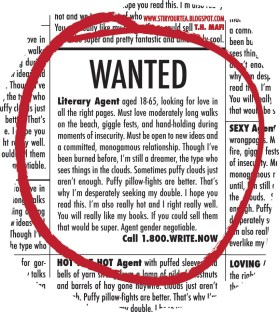 wanted lit agent