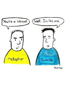 metaphor-simile